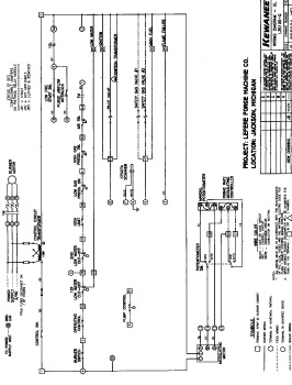 kewanee job specific technical data original factory wiring schematic